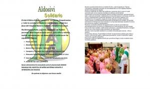 COLECTA SOLIDARIA Hospital Materno Infantil y Hospital Interzonal.