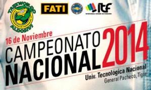 10º Campeonato Nacional FATI 2014