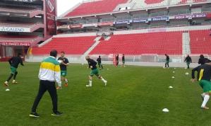 Amistoso Independiente 0 Aldosivi 1