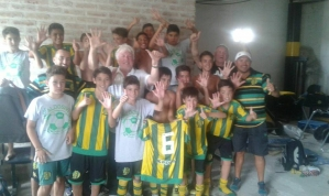 2005 ALDOSIVI PASA A LA FINAL DE LA NEUQUEN CUP