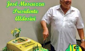 Feliz Cumple JOSE MOSCUZZA Presidente de ALDOSIVI