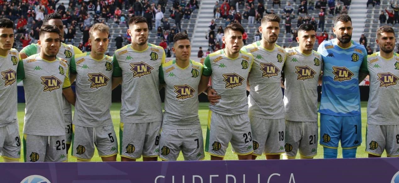 Aldosivi debutó en un nuevo torneo de la Superliga y presentó su camiseta suplente