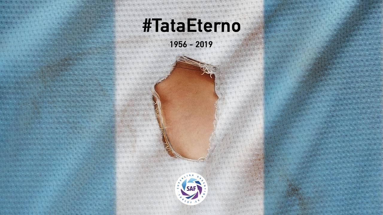 Homenaje al Tata Brown