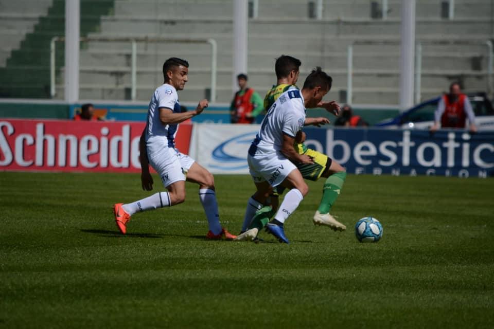 Caída 2-1 ante Talleres