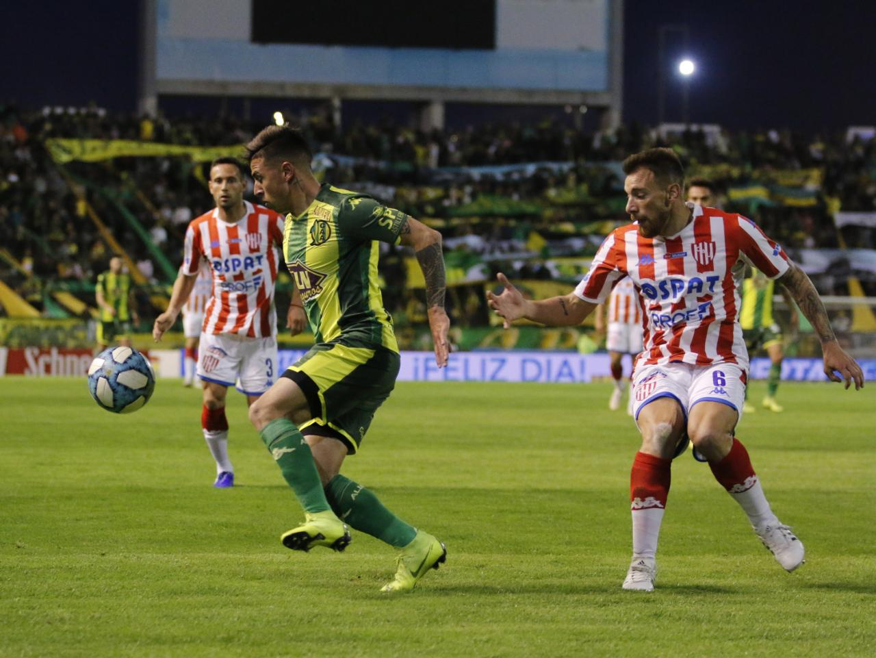Aldosivi cayó ante Unión y Álvarez dio un paso al costado