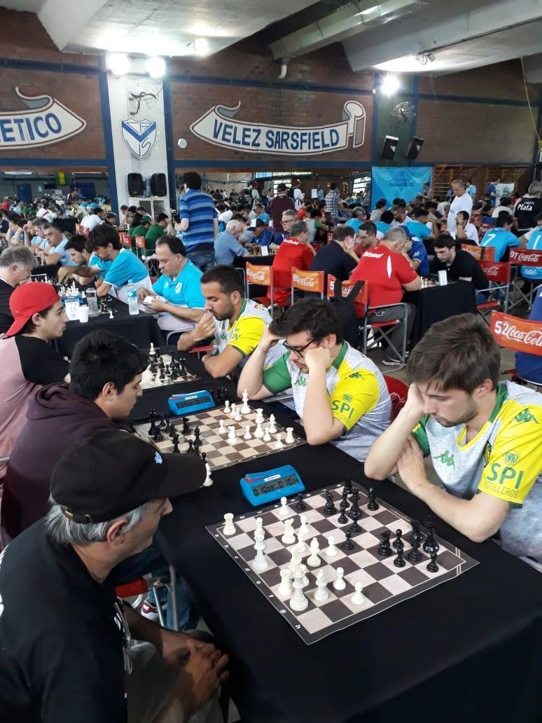 Aldosivi participa de la Copa AFA de Ajedrez