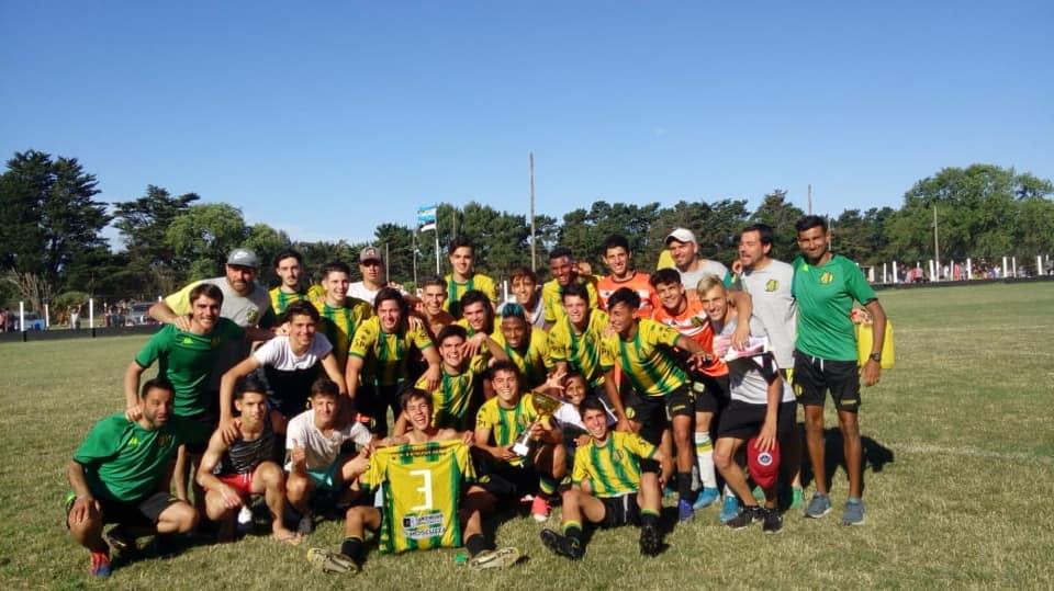 Finalizó el Torneo Adaro organizado por la Liga Marplatense de Fútbol