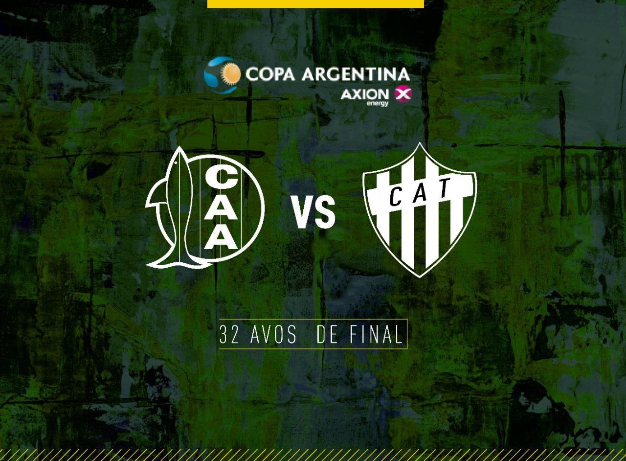 Copa Argentina: Aldosivi comenzará jugando los 32 avos contra Talleres de Remedios de Escalada