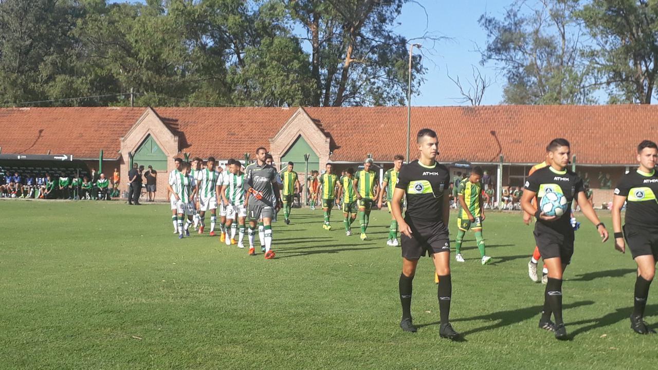 Reserva: Banfield 3-Aldosivi 0