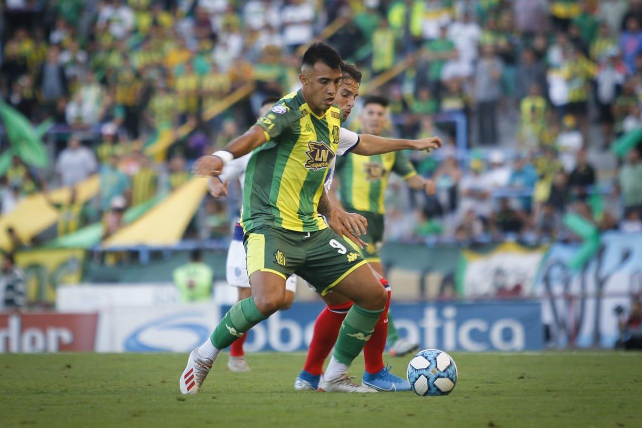 Aldosivi perdió ante San Lorenzo