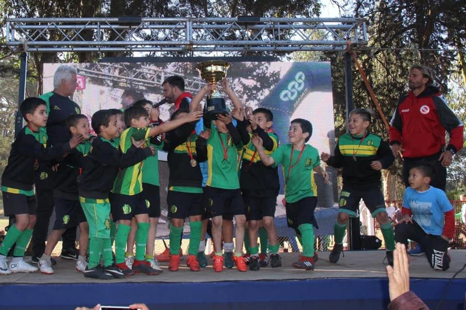 Se suspenden los entrenamientos del Fútbol Infantil