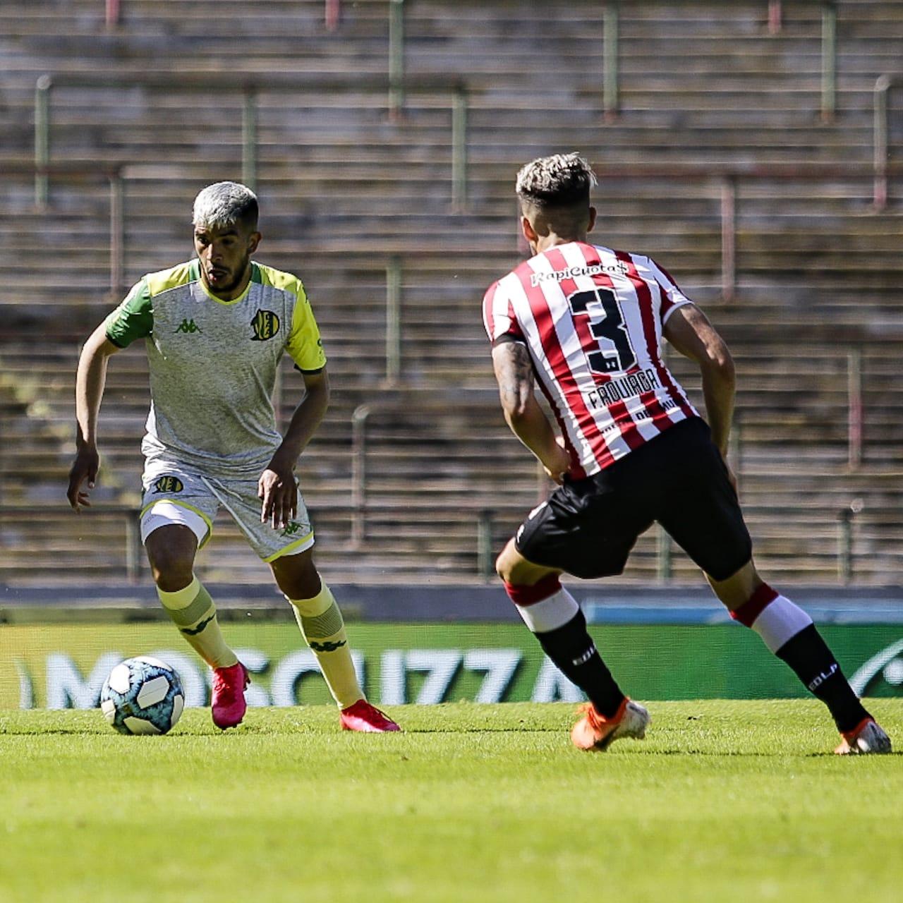 Aldosivi empató 0-0 con Estudiantes en la primera fecha
