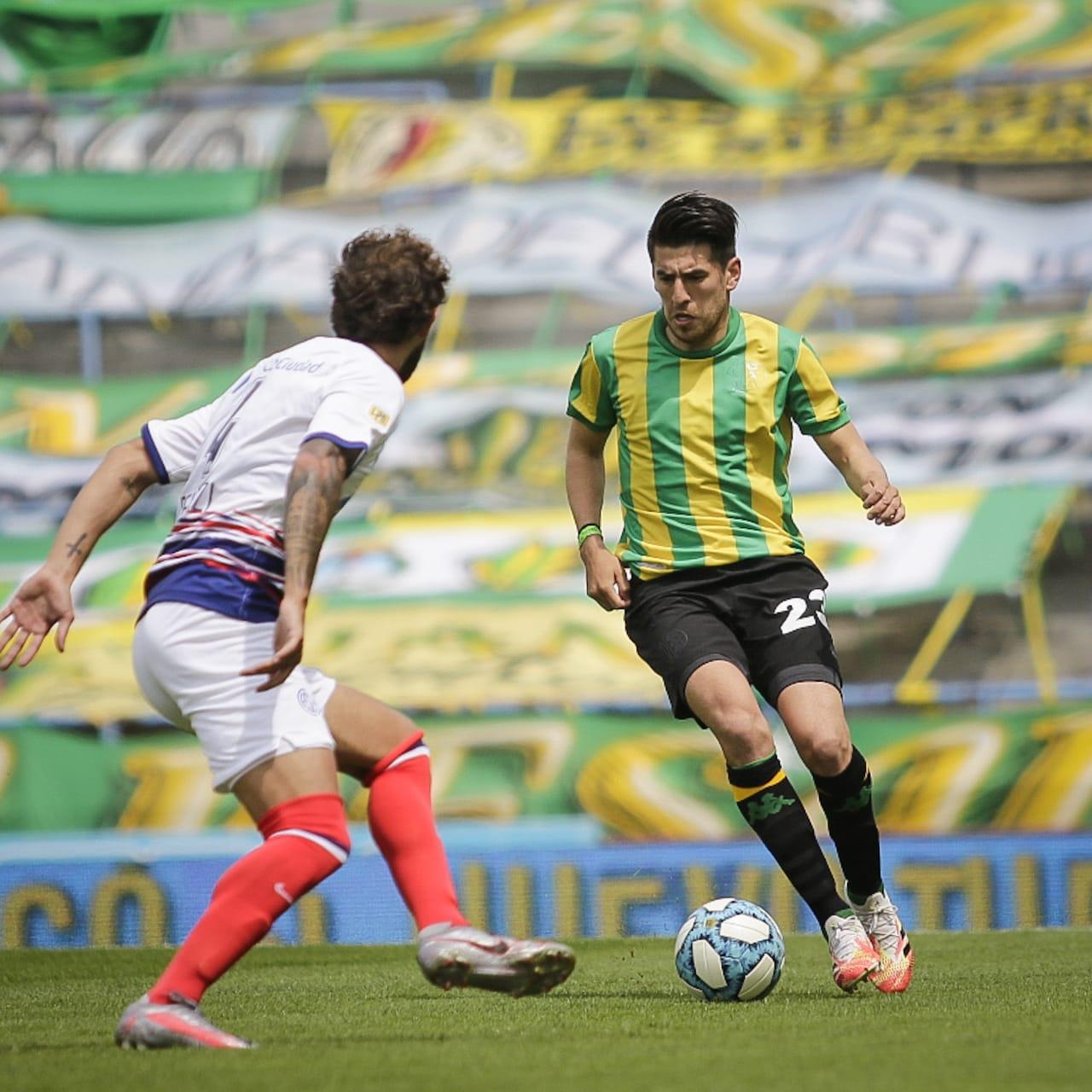 Fecha 3: Aldosivi-San Lorenzo