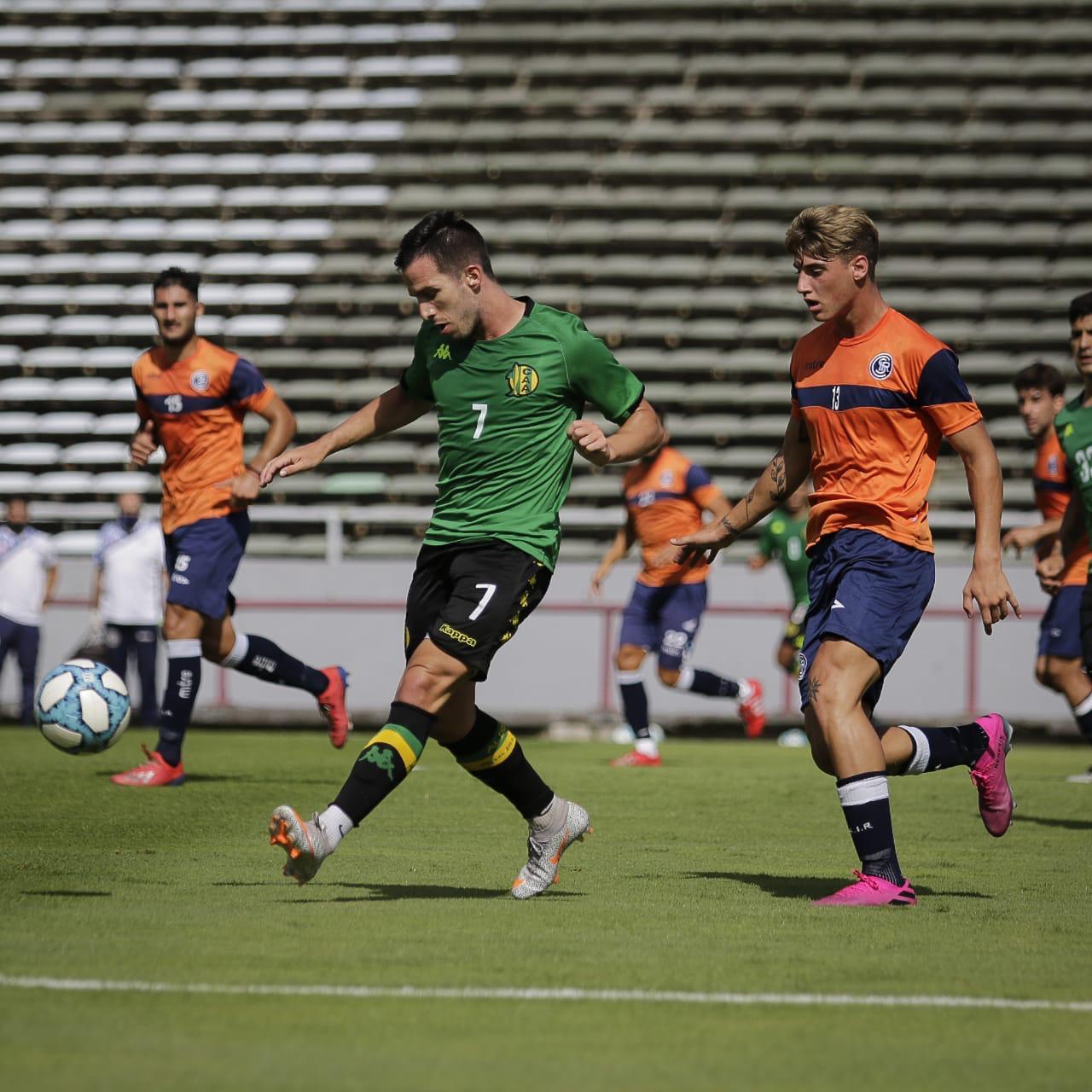 Aldosivi ganó los dos amistosos disputados contra Independiente de Mendoza