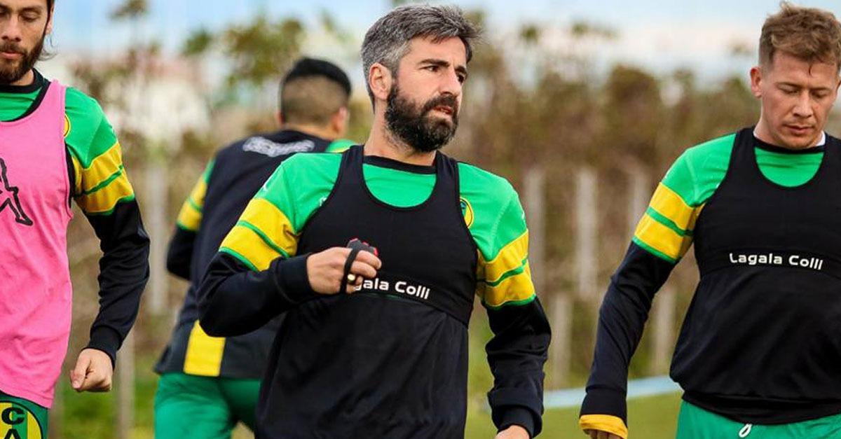 Diego Villar regresa a Aldosivi como entrenador