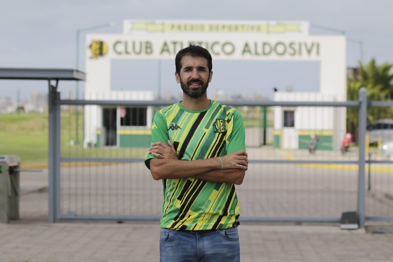 Mariano Echeverría se suma como entrenador de las inferiores