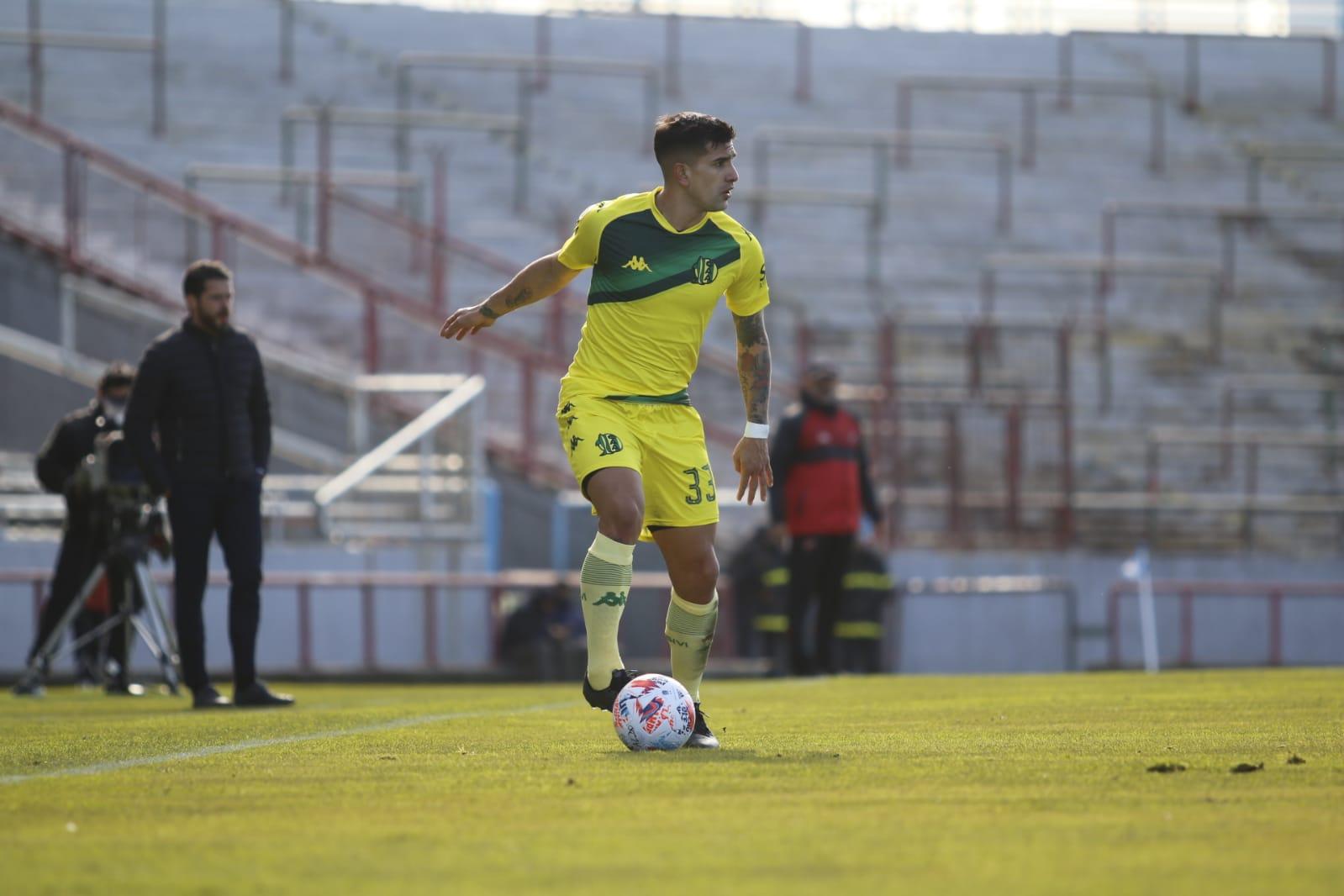 Aldosivi perdió por 2-0 ante Patronato