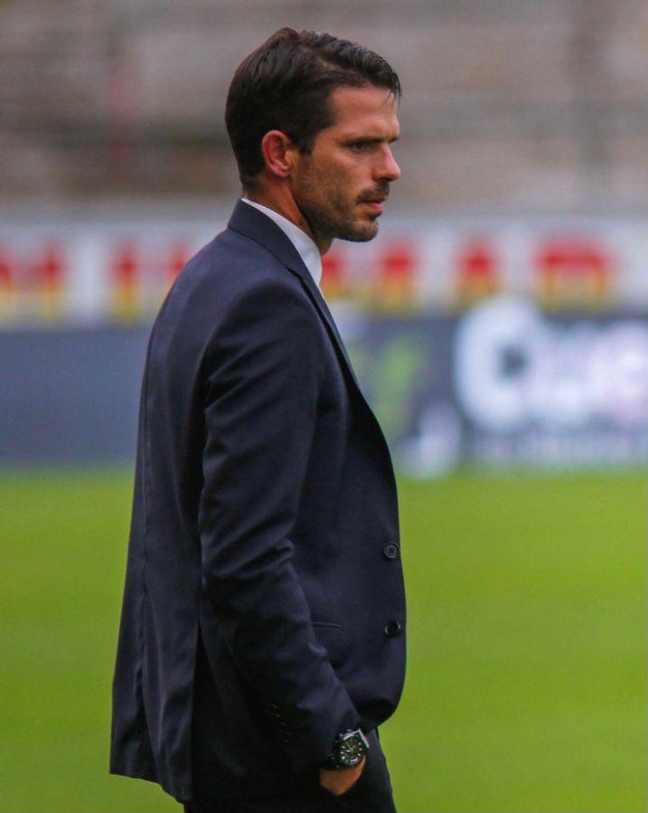 Fernando Gago se desvinculó de Aldosivi
